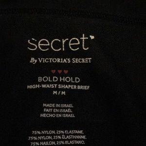 3065d994dce59 Victoria s Secret Intimates   Sleepwear - Victoria Secret Bold hold high-waist  shaper brief